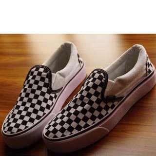 Vans Checker Board