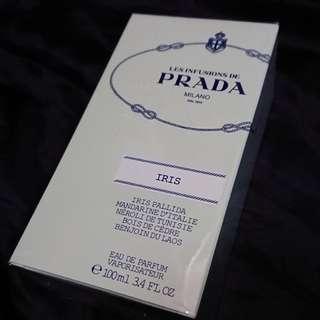八折出售 (值$1050) PRADA 香水 IRIS EDP 100ml