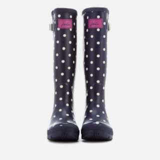 雨鞋 UK3 英國 JOULES