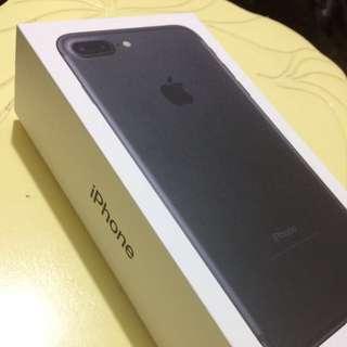 iPhone 7 Plus 32gb (Open line) Not GPP