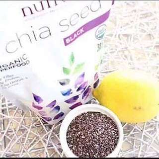 美國USDA有機認證Nutiva-有機奇異籽  (2磅裝)☀Exp Date: Feb 2019☀