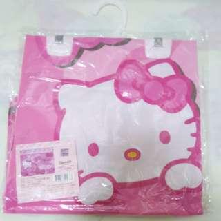 Hello Kitty Pink Door Short Curtain