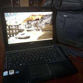 Acer Aspire 2930z Laptop (with free laptop bag)