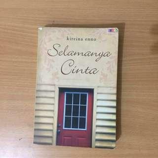 Novel Selamanya Cinta by Kireina Enno