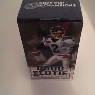 Doug Flutie bobble head