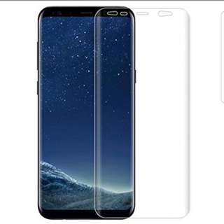 S8 tempered glass