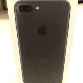 I-phone 7 plus ( 炭灰)