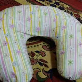 Nursing pillow bumble bee