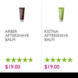 The Body Shop Aftershave
