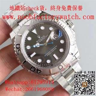 腕錶之家 見面驗貨 Rolex yacht master 116622 40mm 藍面
