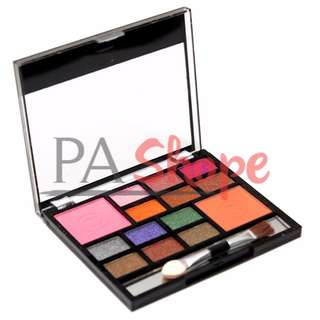 Mukka Matte Soft Eyeshadow & Blusher 903 02