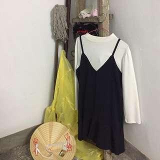 魚尾裙 韓
