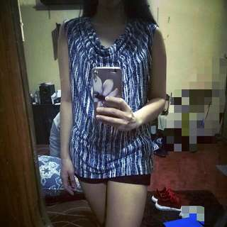 Imported Brand New Sleeveless Blouse