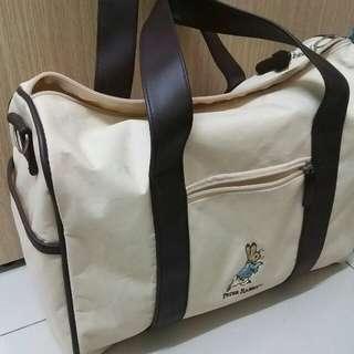 彼德兔行李袋