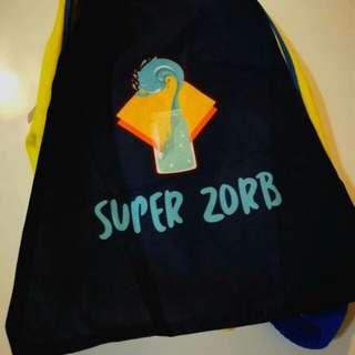 Kids Backpack (Drypers Superhero Edition)