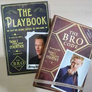 How I Met Your Mother Books