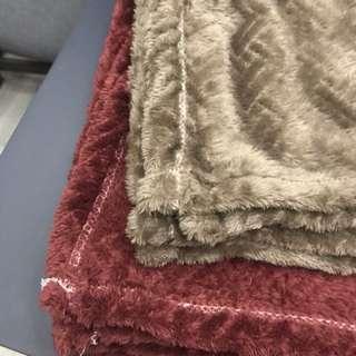 寵物用毛毯(兩件)(可議價)