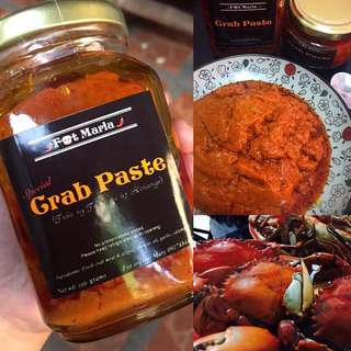 Best Seller!! Crab Paste! (BIG JAR)
