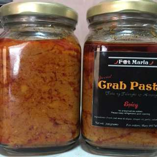 Crab Paste! Best seller!! (Small Jar)