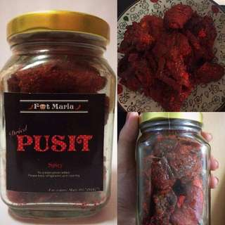 Best Seller Pusit!! (BIG JAR -250g)