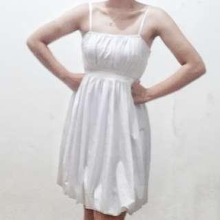 N.y.L.a White Dress