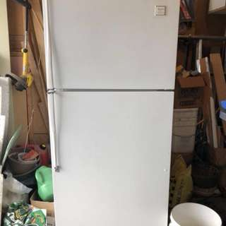 White Whirlpool Fridge $250 (OBO)