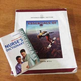 Anatomy Book | McGraw-Hill's Nurse's Dictionary