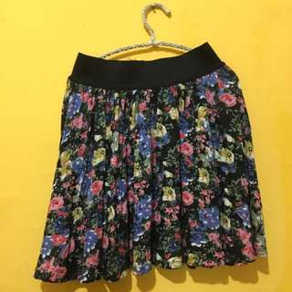 Cotton On Floral Mini Skirt