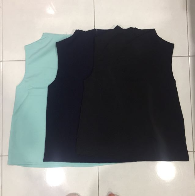 3pcs work Top for RM50