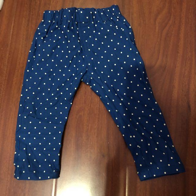 新生兒長褲(約60-70)