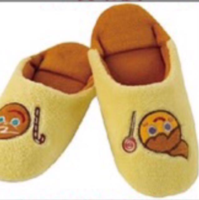 薑餅人室內拖鞋