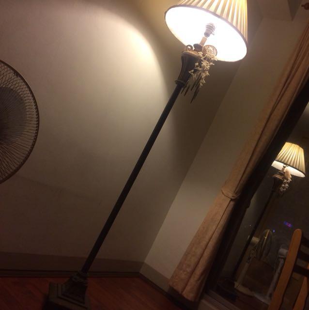 歐式復古燈具