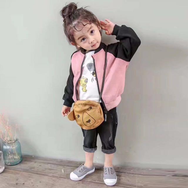 (全新)兒童秋冬新款外套