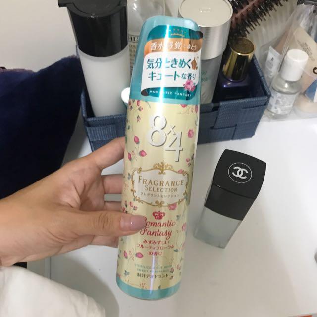 日本花王 8x4 制汗劑 噴霧型 150g 清新