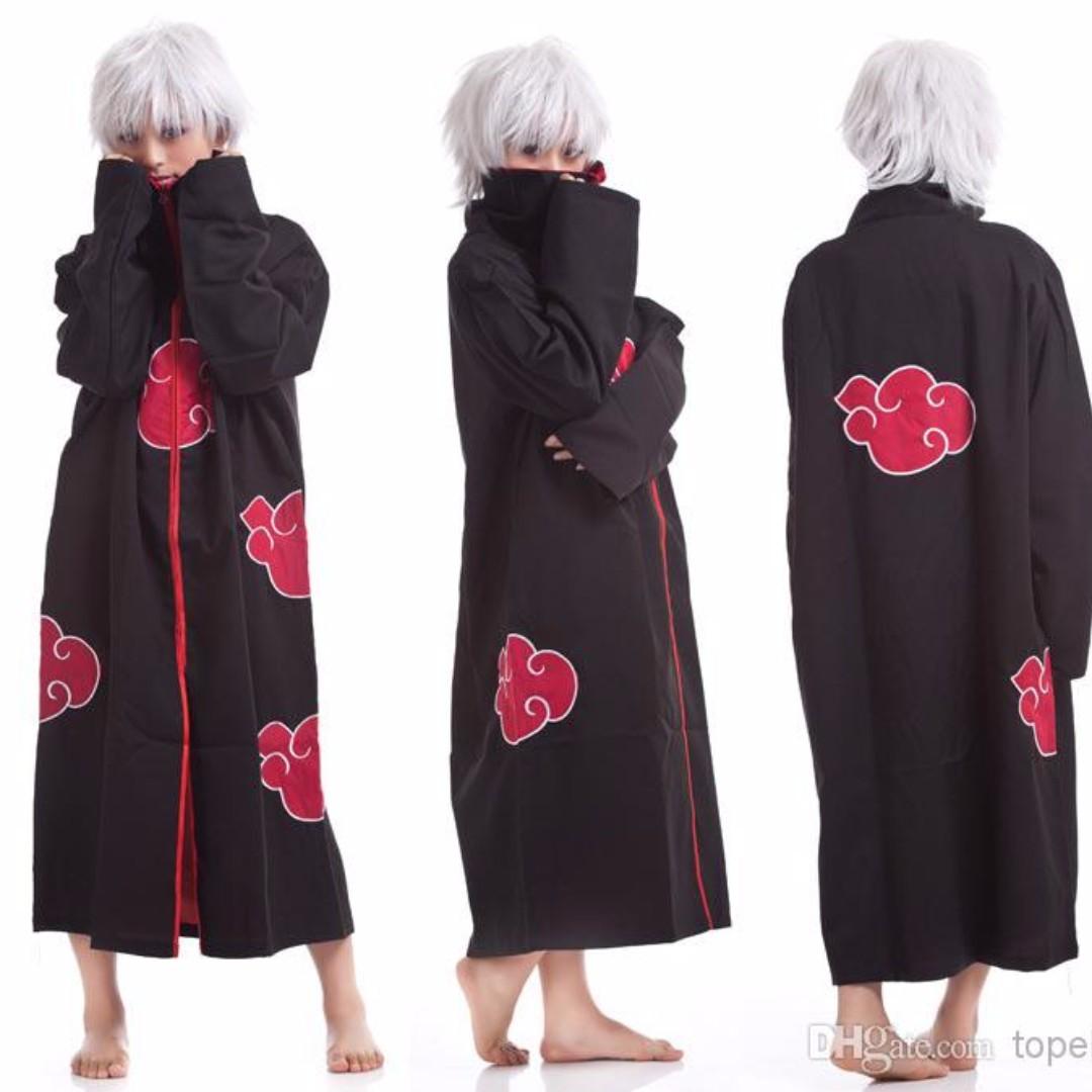 🉐 Akatsuki Long Coat