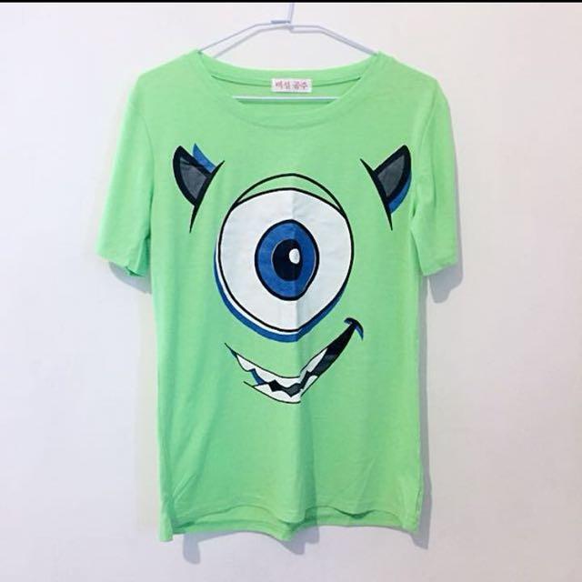 大眼仔 T-shirt