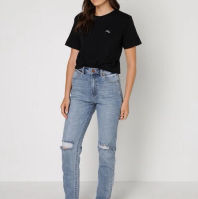 Abrand Mom Jeans | Size 9