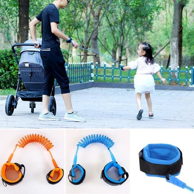 Adjustable kids Anti Lost Safety Wrist Band  READY STOCK