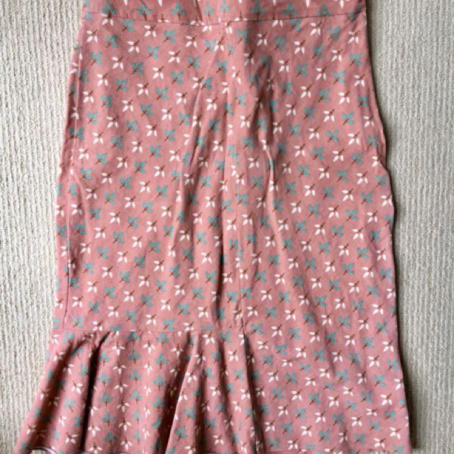 ALAN ah Hill winter skirt