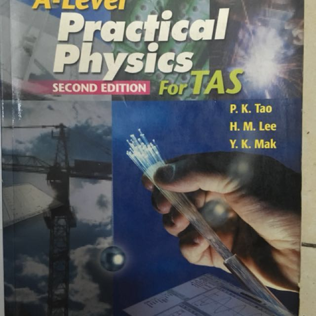 A-Level Practical Physics with CD-ROM