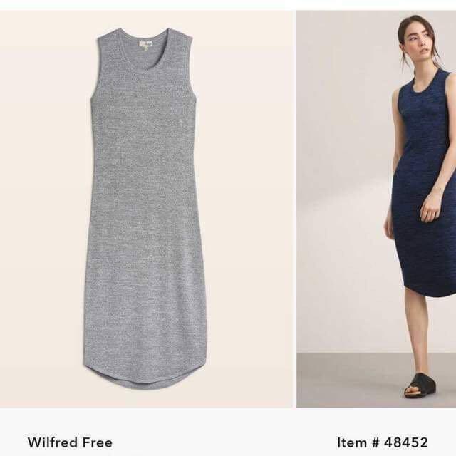 *REDUCED* Aritzia Wilfred Bruni dress XS
