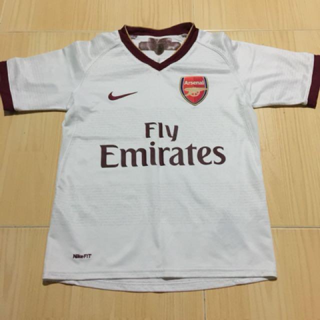 16072442dcc Arsenal Away 2007-08