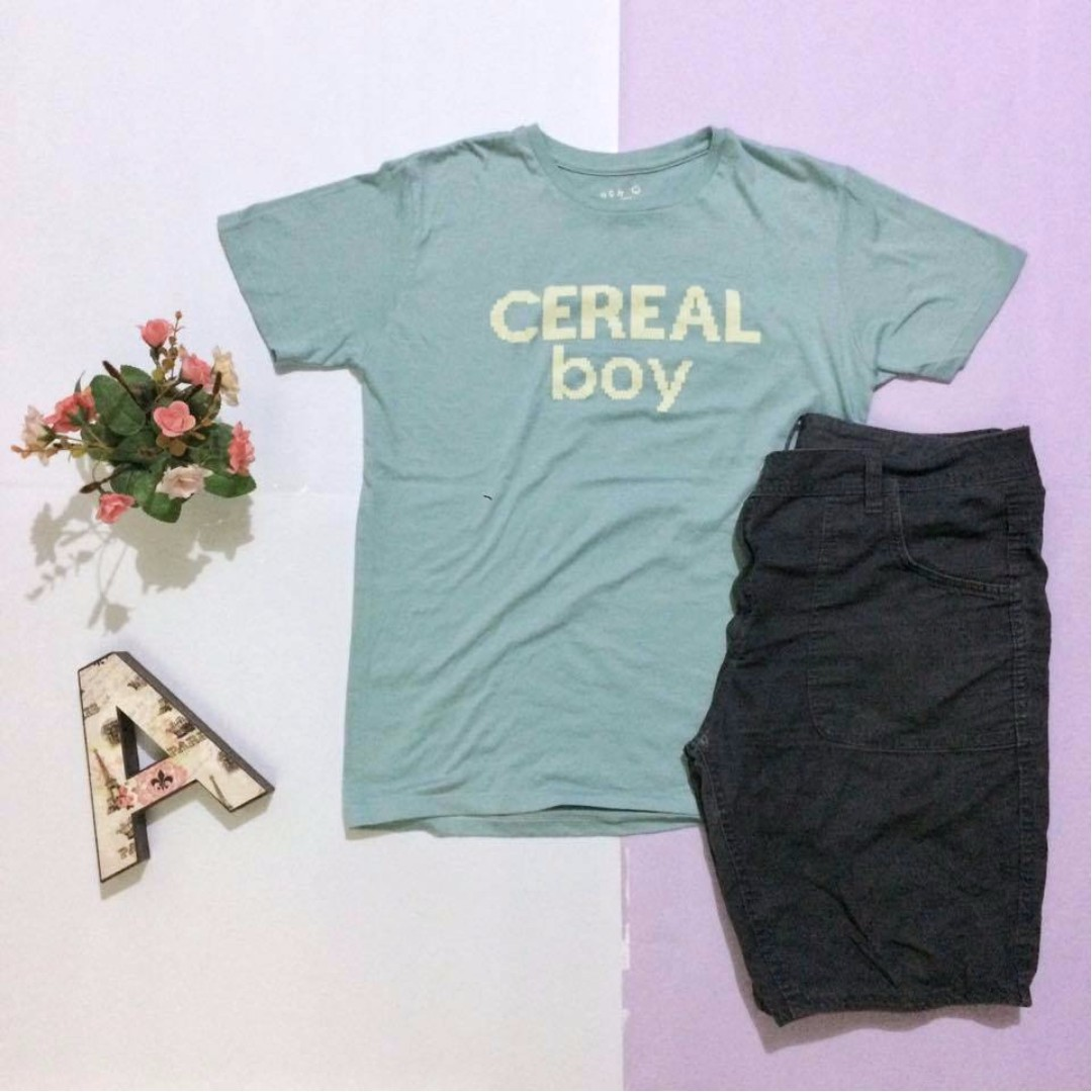 Artwork Cereal Boy Tee
