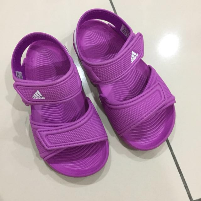 Authentic Adidas Kids Slippers