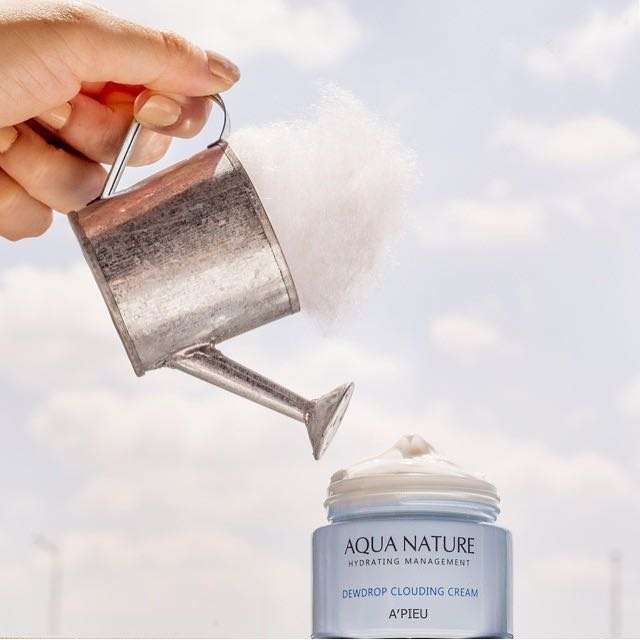 Authentic A'pieu Dewdrop Clouding Cream