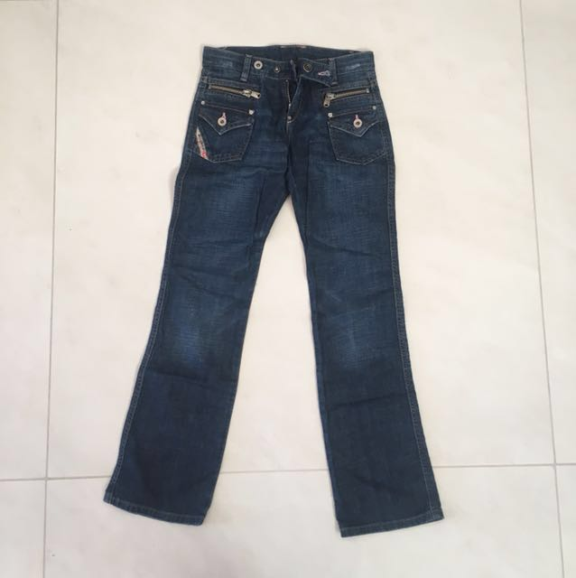 Authentic Diesel Jeans
