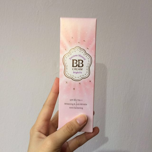🆕💯Authentic Etude House Precious Mineral Bb Cream Bright Fit