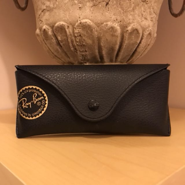 Authentic Ray Ban Sunglass Case Only