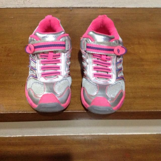 Authentic Stride rite Ruber shoes for girls (S-30)