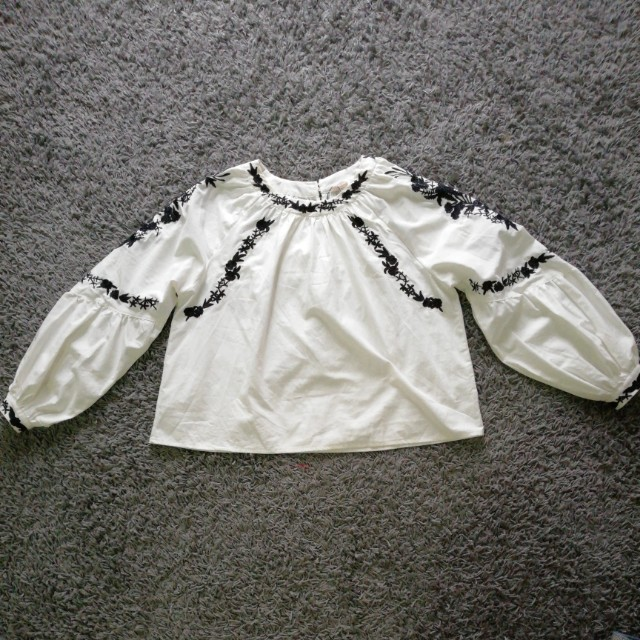 Authentic zara blouse S